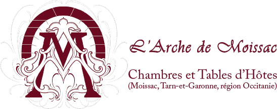 L'Arche de Moissac, Chambres et Table d'Hôtes à Moissac (Tarn-et-Garonne, région Occitanie)